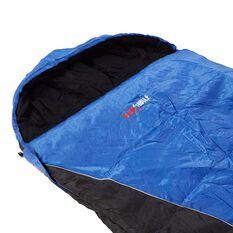 Zambezie Jumbo Hooded Sleeping Bag, , bcf_hi-res