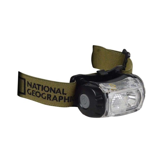 National Geographic Rechargeable Torch and Headlamp Set, , bcf_hi-res