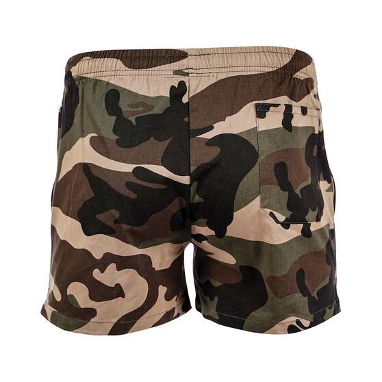 Tide Apparel Mens Yabbie Short, Army Camo, bcf_hi-res