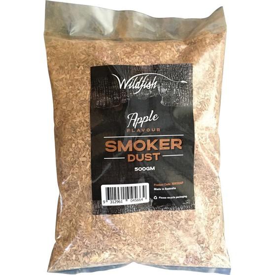 Wildfish Apple Smoker Dust 500g, , bcf_hi-res