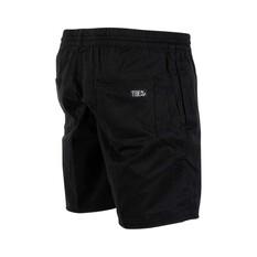 Tide Apparel Men's Angler Short, Black, bcf_hi-res