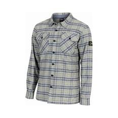 National Geographic Men's Shacket Jacket, Green, bcf_hi-res