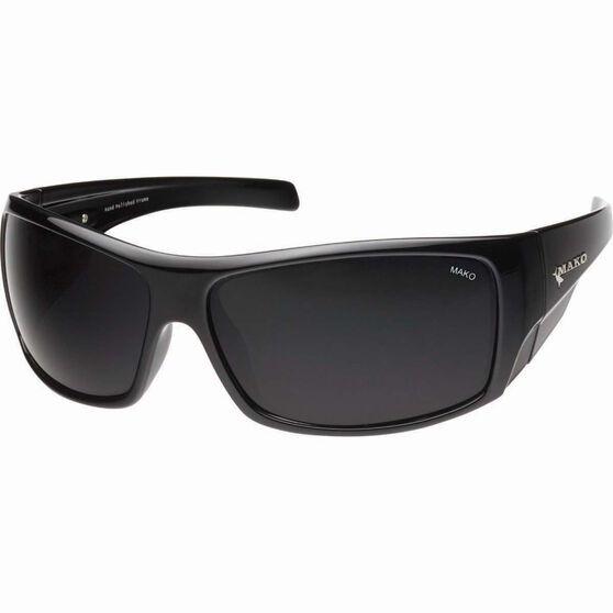 MAKO Indestructible Polarised Sunglasses Grey Lens, Grey Lens, bcf_hi-res
