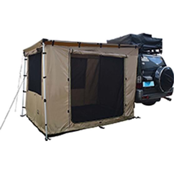 XTM 4x4 Accessories 2.0 x 3.0m Awning Tent, , bcf_hi-res