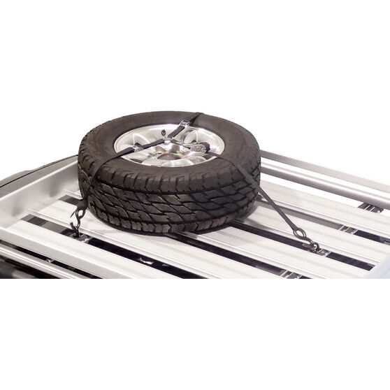 Prorack Spare Wheel Restraint - PR3206, , bcf_hi-res