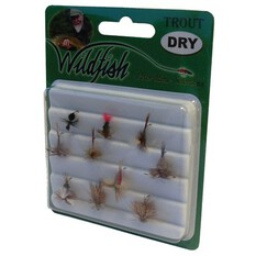 Wildfish Dry Flies 10 Pack, , bcf_hi-res