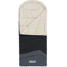 Coleman Mudgee Tall Hooded Sleeping Bag, , bcf_hi-res