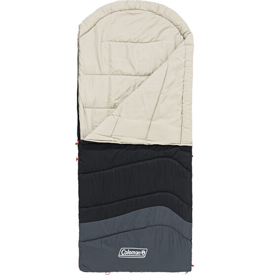 Mudgee Tall Hooded Sleeping Bag, , bcf_hi-res