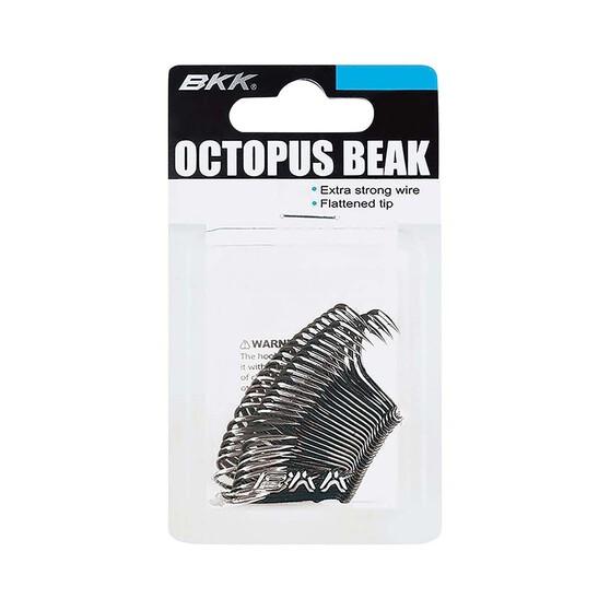 BKK Octopus Beak Hook Black 25 Pack, , bcf_hi-res