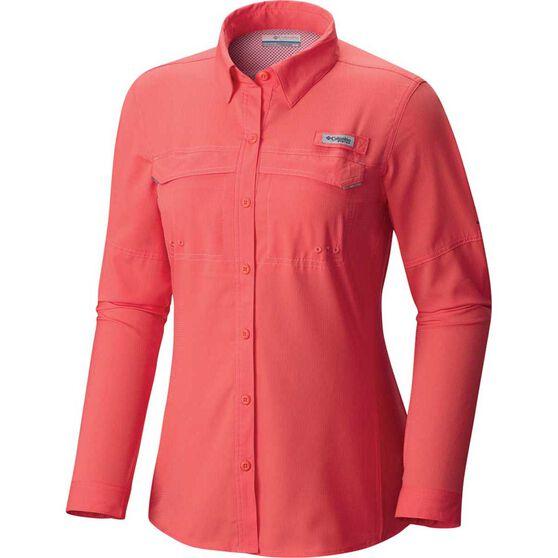 Columbia Women's Low Drag Offshore Long Sleeve Shirt, , bcf_hi-res