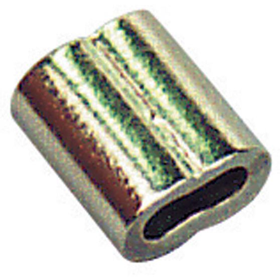 BLA Nickel Plated Copper Swage 4mm, , bcf_hi-res
