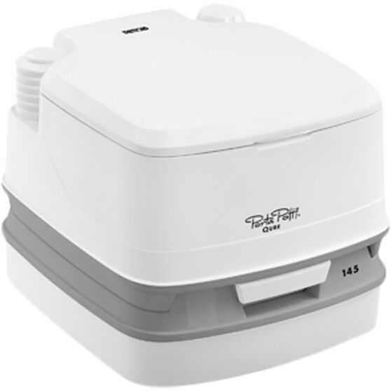 Thetford Portable Toilet - Porta Potti, Qube 145, , bcf_hi-res