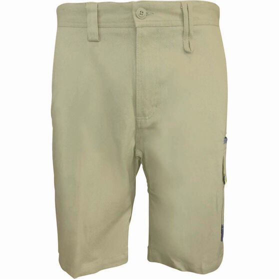 Tradie Men's Slim Fit Cargo Shorts, , bcf_hi-res