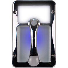 LED Grab Handle Chrome, Chrome, bcf_hi-res
