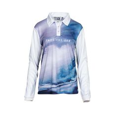 Tide Apparel Women's Sea Fishing Jersey Multi 8, Multi, bcf_hi-res