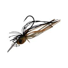 Jackall Derabreak Spinner Bait Lure 1/4oz Brown Dog, Brown Dog, bcf_hi-res