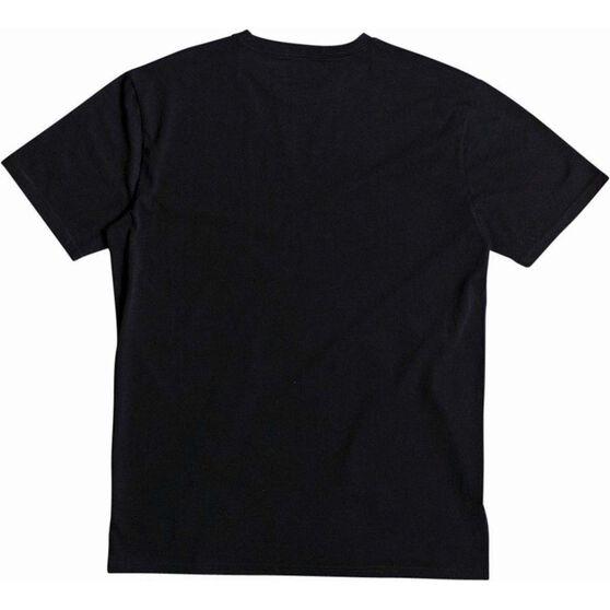 Quiksilver Men's Simple Tee Black L, Black, bcf_hi-res
