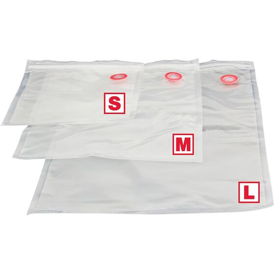 Travel Chef Vacuum Sealer Bags - Small, 12 Pack, , bcf_hi-res