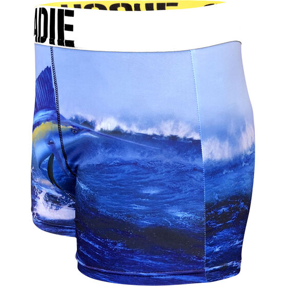 Tradie Men's Sail Fish Trunks Sail Fish L, Sail Fish, bcf_hi-res
