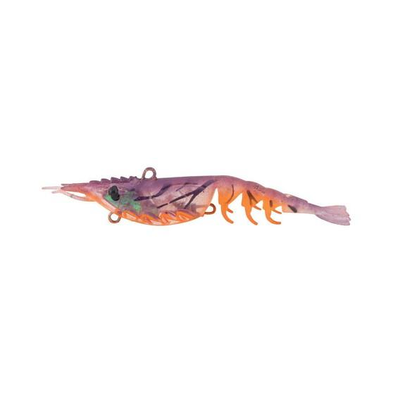 Berkley Shimma Shrimp Soft Vibe Lure 100mm Pearl Shrimp, Pearl Shrimp, bcf_hi-res