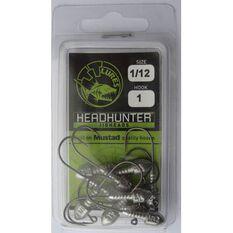 Tackle Tactics Head Hunter Jig Heads, , bcf_hi-res