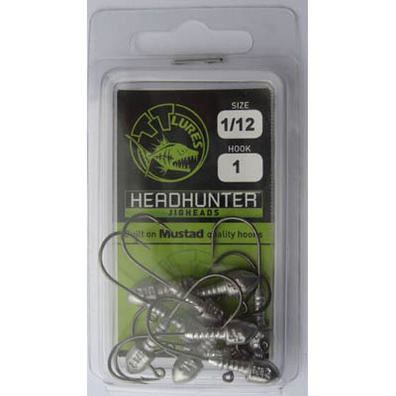 Tackle Tactics Head Hunter Jig Heads, , bcf_hi-res