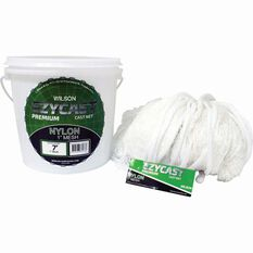 Wilson Nylon Mesh Cast Net 1in, , bcf_hi-res