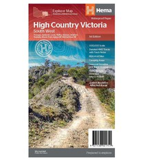Hema High Country Vic - South West Map, , bcf_hi-res