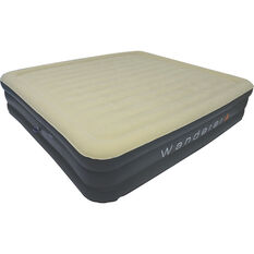 Wanderer Double High Premium Air Bed King, , bcf_hi-res