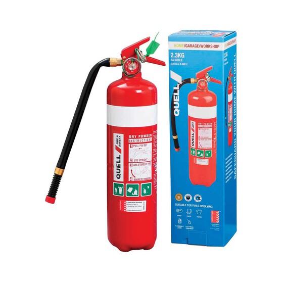 Quell Fire Extinguisher 2.3Kg, , bcf_hi-res