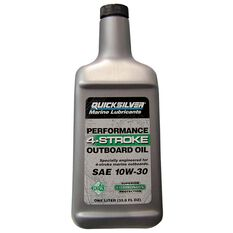 Quicksilver Oil Outboard Oil 4 Stroke 946ml, , bcf_hi-res
