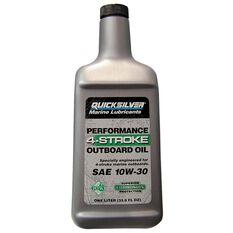 Quicksilver Oil Outboard Oil 4 Stroke 946ml, , bcf_hi-res