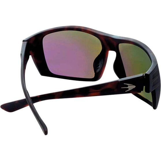 Stingray Barb Polarised Sunglasses Brown / Green Lens, Brown / Green Lens, bcf_hi-res