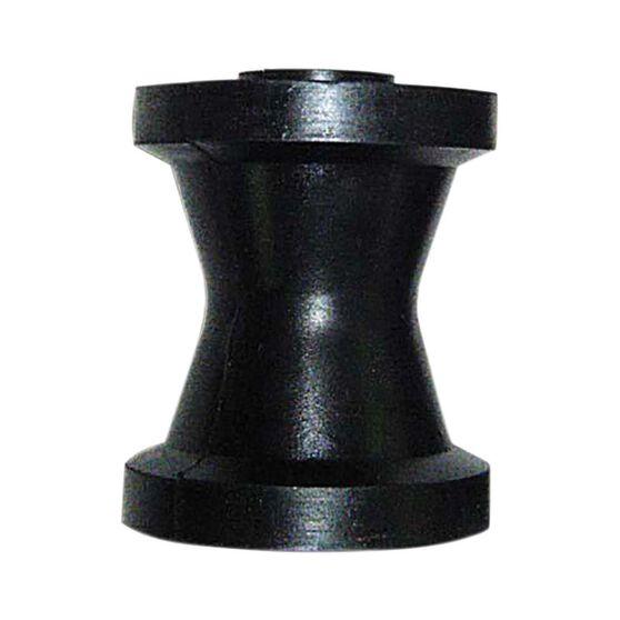 """Viking Black Rubber Bow Roller 3"""", , bcf_hi-res"""