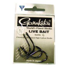 Gamakatsu Live Bait Hooks, , bcf_hi-res