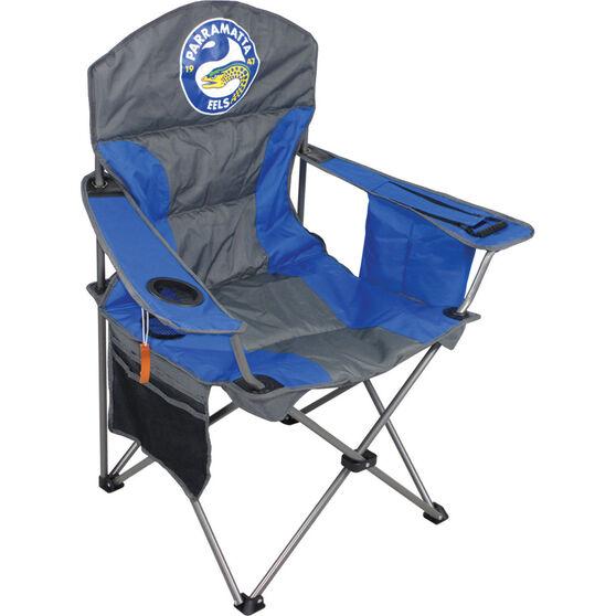 NRL Eels Camp Chair, , bcf_hi-res