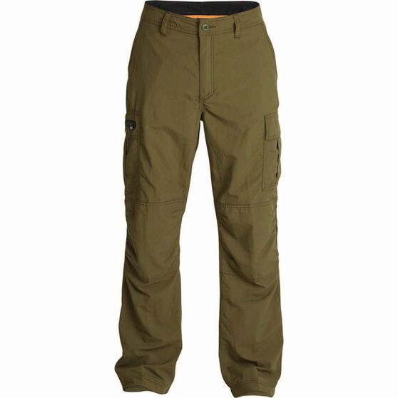 Men's Skipper Pants, Ivy Green, bcf_hi-res
