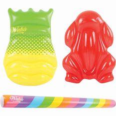 Wahu Inflatable Sugar Rush Lollies Mix, , bcf_hi-res
