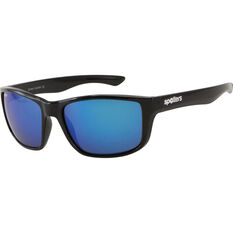 fa59cb22be Spotters Rebel Polarised Sunglasses Black