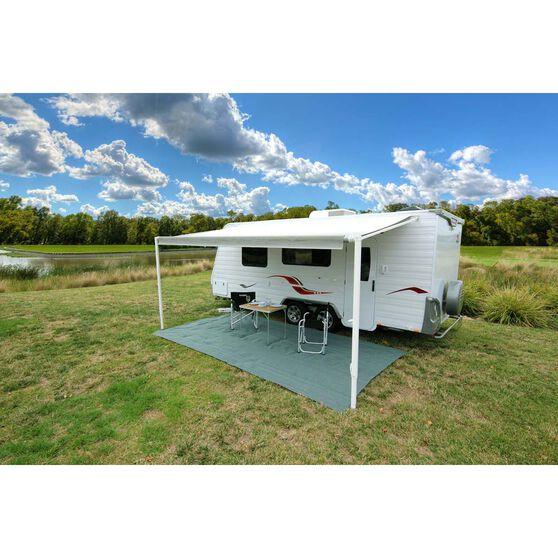 Camec Caravan Floor Matting - 4.5 x 2.5m, , bcf_hi-res