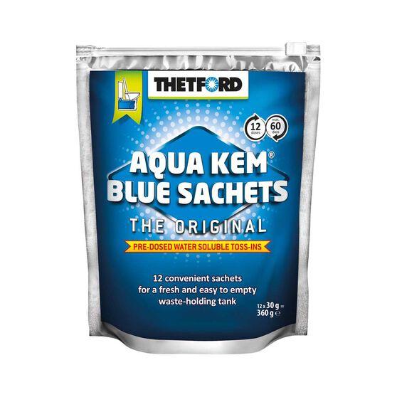 Aqua Kem Blue Sachets - 12 Pack, , bcf_hi-res