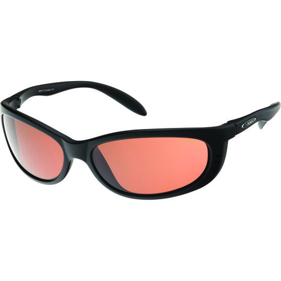 MAKO Sleek Polarised Sunglasses Rose Lens, Rose Lens, bcf_hi-res