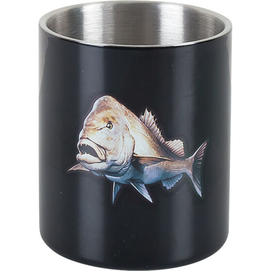 Savage Snapper Flask And Mug Set, , bcf_hi-res