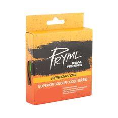Pryml Superior Braid Line 150yds Yellow 6lb, Yellow, bcf_hi-res