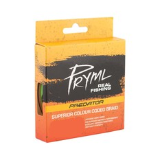 Pryml Superior Braid Line 150yds Yellow 6lb, Yellow, bcf_hi-res