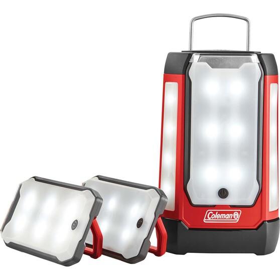Coleman 3 Multi Panel Lantern, , bcf_hi-res