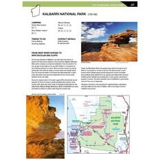 Hema Western Australia Road & 4WD Track Atlas (3rd Edition), , bcf_hi-res