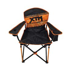 XTM Black Quad Fold Chair, , bcf_hi-res