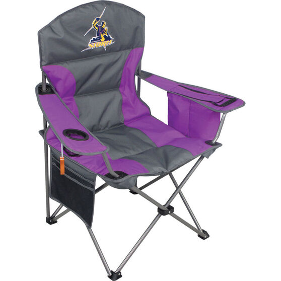 NRL Storm Camp Chair, , bcf_hi-res