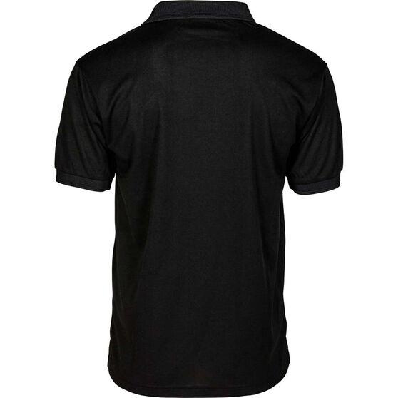 Savage Men's Simply Savage Polo Shirt, Black, bcf_hi-res